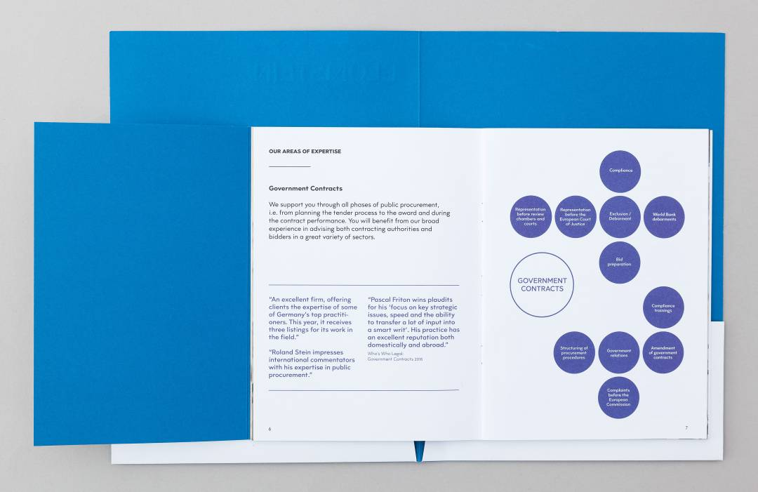 Blomstein / Corporate Design